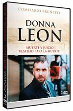 Donna Leon: (Muerte y Juicio / Vestido para la Muerte )