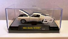 M2 MACHINES 1965 SHELBY GT350R 1:64 - 50TH ANNIVERSARY