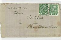austria 1911   stamps cover ref 21196