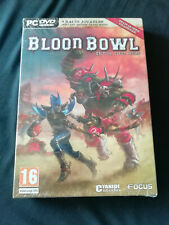 Blood Bowl Edition Elfes Noirs Cyanide Focus Games Workshop Citadel PC DVD 2009