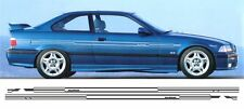BMW e36 Alpina Stile strisce 316, 318, 320, 323, 325,328, 330, 335, M3