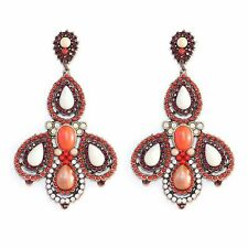 Enchanting Colors Chandelier Earring Fashion Jewelry