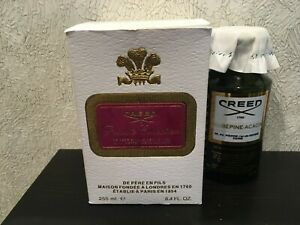 RARE VINTAGE AUBEPINE ACACIA CREED EDP 8.4 oz/ 250 ml used