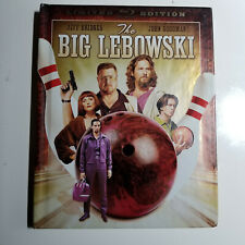 The Big Lebowski (Blu-ray Disc, 2011, WS Limited Edition DigiBook)