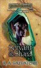 Servant of the Shard (Paths of Darkness) Salvatore, R.A., Salvatore, R. A. Mass