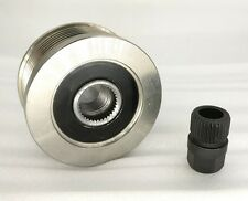 Alternator Overrun Pulley & Tool Nissan Navara D40 Pathfinder R51 YD25DDTI 08-15