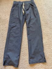 Figs Womens Xs Kade Cargo Scrub Straight Bottom Pants Technical Collection