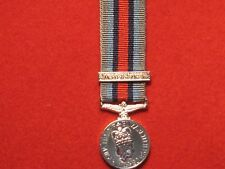 NEW RELEASE MINIATURE OP SHADER MEDAL OSM IRAQ AND SYRIA MEDAL WITH CLASP