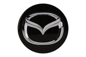 "2013-2016 Mazda 3 5 6 CX-5 CX-9 MX-5 Miata 17"" Alloy Wheel Center Cap w/Logo OEM"