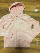 River Island Ladies Pink Zipped Hoodie Size M