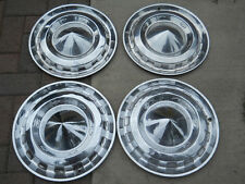 '56 Chevy Pass. Car  Full Cover Hubcaps Set of 4