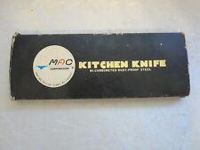 vintage MAC knife set of 2 in original box multi-use kitchen knives Japan