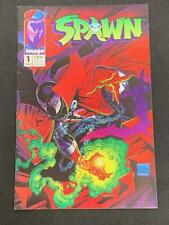 Spawn #1, (1992) Image Comics (Mw1) Todd McFarlane