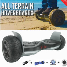 Off Road Balance board électrique Trottinet roller Skateboard Bluetooth 8.5""