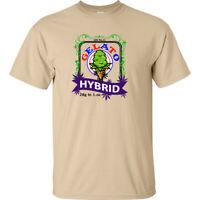 Gelato 420 Strain Logo Cannabis T-Shirt Stoner Hippie Marijuana Weed Gas 420 Pot