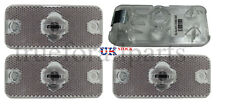 Set of 4x Side Marker Lights Lamps White Clear for Fiat Ducato (Maxi)2009>E4 24V