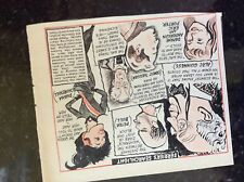 A1u ephemera 1952 theatre item under the sycamore tree eric porter peter bull