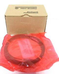 Allen-Bradley 80026-053-06-R Duplex Fiber Optic Cable 6.5m