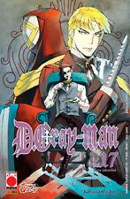 D Gray Man n.17 di Katsura Hoshino - D.Gray DGray Man - 1a Rist. Planet Manga