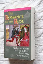 The Romance of the Rose by Jean de Meun, Guillaume...(Paperback, 1995), Like new
