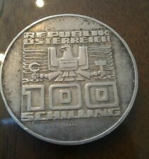 100 Schilling Münze Günstig Kaufen Ebay
