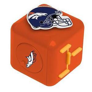 Denver Broncos NFL Fidget Cube Spinner