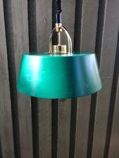 Fog & Morup Jo Hammerborg  danish modern Lampe lamp  Hercules brass & Green