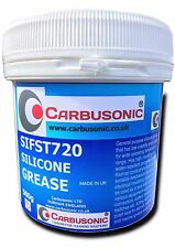 500g  pure silicone grease, O ring lubrication, dielectric paste, rubber, latex
