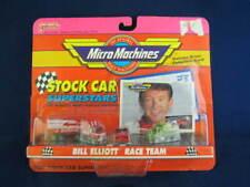 Micro Machines- Stock Car Superstars #5- Bill Elliot- Galoob Toy 1992
