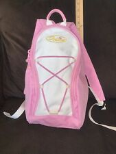 DAKINE Women Girls Daypack, Small - Pink White - Used Once