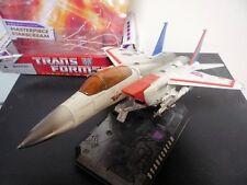 Transformers Hasbro Masterpiece MP-03 Starscream (2007 Classics)