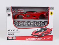 Maisto 19000.7 Ferrari 250GTO rot Die Cast metal Body Kit