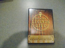 TIME LIFE COUNTRY LEGENDS LIVE VOLUME 3 DVD BRAND NEW IN PACKAGE