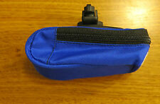 Sci-Con Italian Road Bike Saddle Bag RL57 Cycling Spare Carrier Strapless Clip