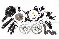 SHIMANO Deore M610 M615 MTB Groupset Bike Group Set 10 speeds 10pcs