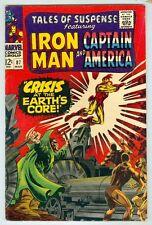 Tales of Suspense #87 March 1967 Vg- Mole-Man