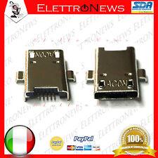 Connettore ricarica Micro usb per ASUS ZenPad 8.0 Z380KL Asus Memo Pad 10 ME103K