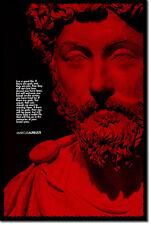 Marcus Aurelius Art Print - Poster Quote Gift