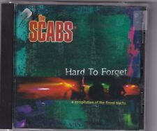 CD : The Scabs - Hard To Forget