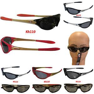 NFL Team Sleek Wrap Sunglasses -UV 400 Protection Women's / Kids