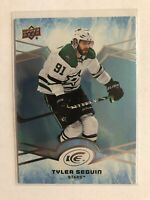 2018-19 18-19 UD Upper Deck Ice Base #21 Tyler Sequin NHL Hockey Cards Dallas
