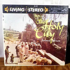 Jerome Hines The Holy City LP RCA Living Stereo GD