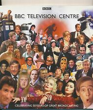 BBC Television Centere Celebrating 50 yrs of Great Broadcasting photo book