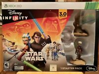 Disney Infinity 3.0 Edition Star Wars Starter Pack XBOX 360 NEW BOXED