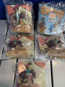 Vintage Burger King Scooby Doo Brinquedo De Corda Premium