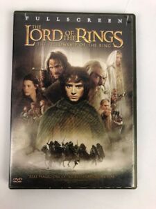 Lord Of The Rings: The Fellowship Of The Ring (New Line/ Fullscreen/ Special Edi