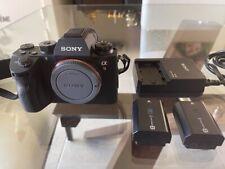 Sony Alpha A9  ILCE-9M2 24.2MP Camera Body Mint