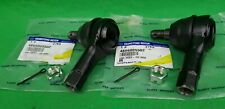 SSANGYONG MUSSO SPORTS UTE 2.9 L TD TIE ROD END + NUT + PIN PAIR SET (LH + RH)