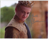 Jack Gleeson Autographed 8 x 10 Photo COA Game Of Thrones King Joffrey A Signed
