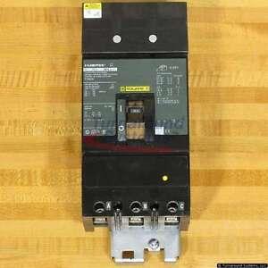Square D FI36020 Circuit Breaker, I-Line, I Limiter, 200 kAIR, NEW!